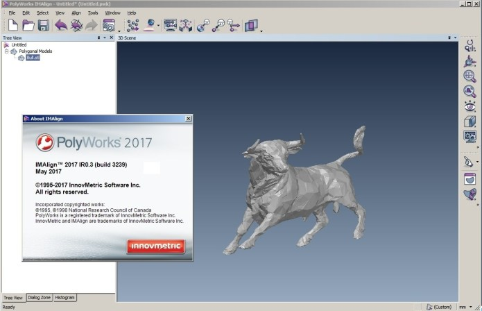 InnovMetric PolyWorks 2017 IR0.3 x86 x64 full license