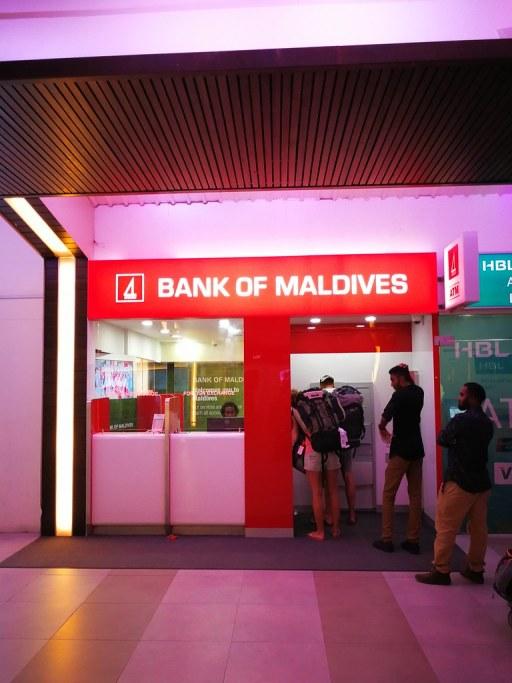馬爾地夫銀行