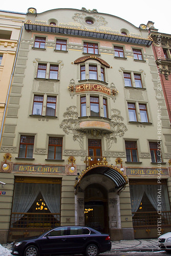 K+K Hotel Central at Hybernská