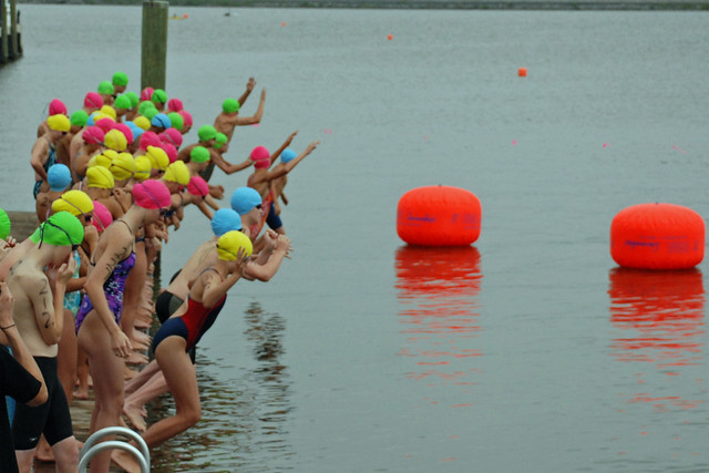 EZ Open Water Swim