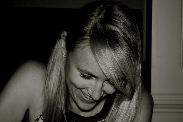 Me, Black & White
