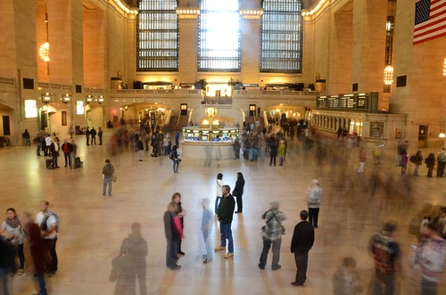10 Seconds at Grand Central