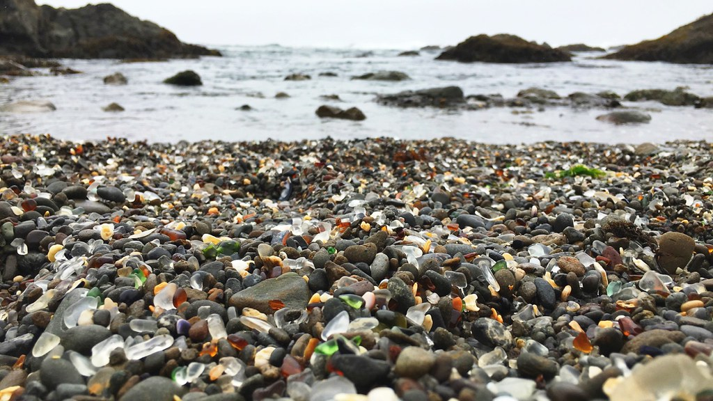 Glass Beach | Things to do in Mendocino