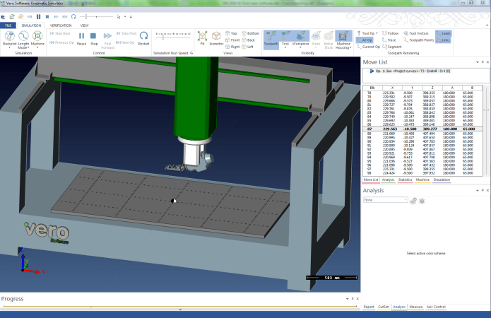 Simulation with Vero VISI v2016 R1