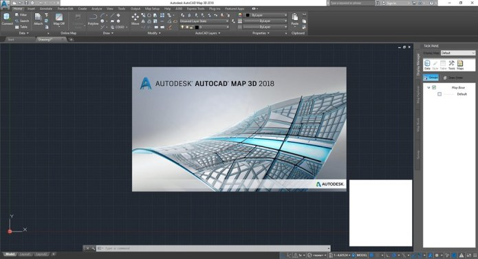 Working with Autodesk AutoCAD Map 3D 2018 full license