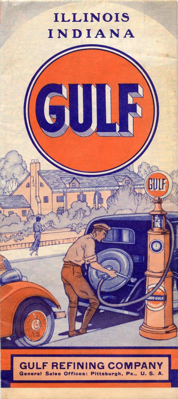 Gulf Refining Company - 1933