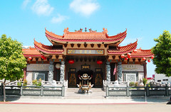 Thien Han Temple Chinatown L.A.