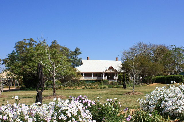 Ringsfield House, Nanango.