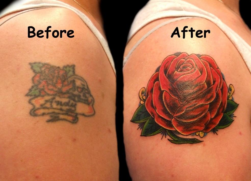 татуировка забитые