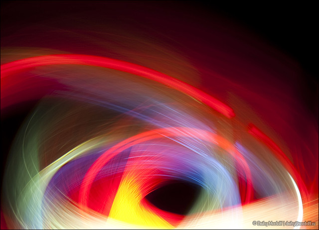Abstract motion lights