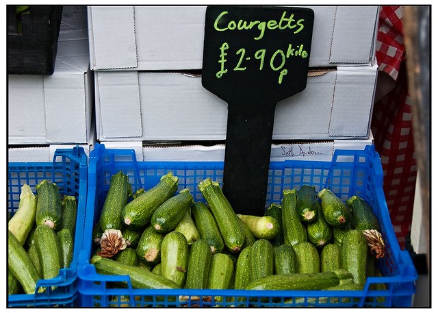 Courgetts (or Courgettes)