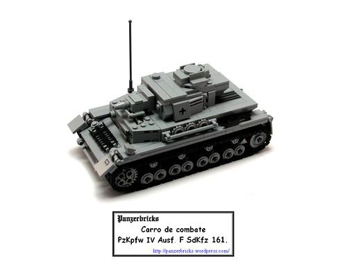 PzKpfw IV Ausf. F de Panzerbricks
