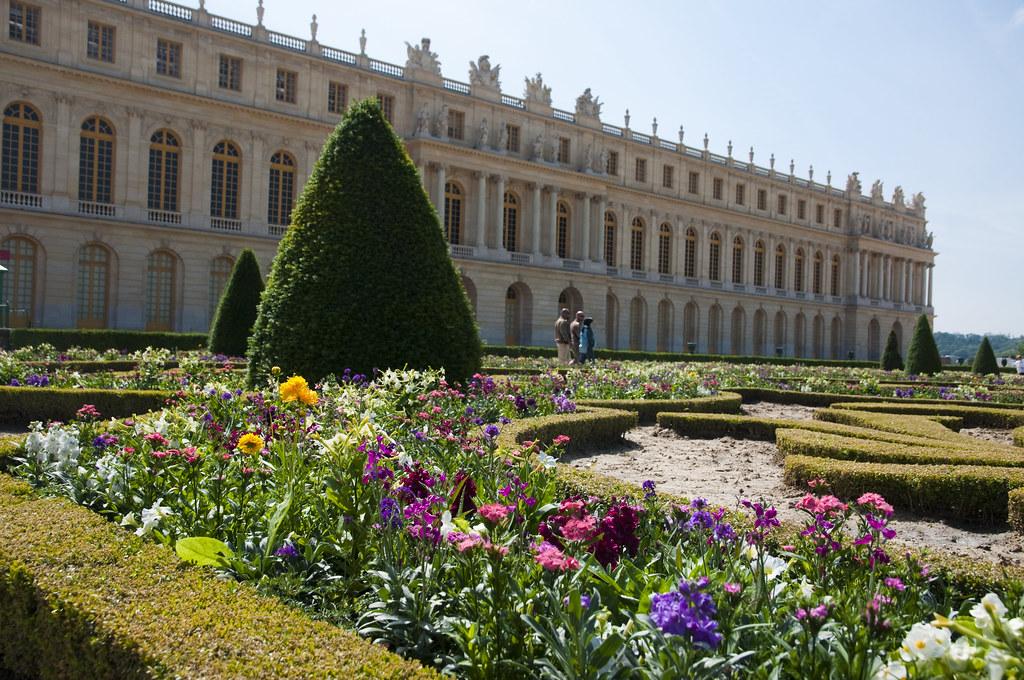 South Wing of Château de Versailles