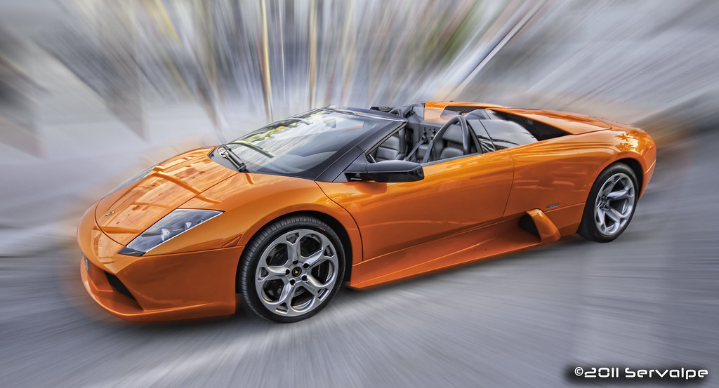 Lambo HD Wallpaper :: HDR
