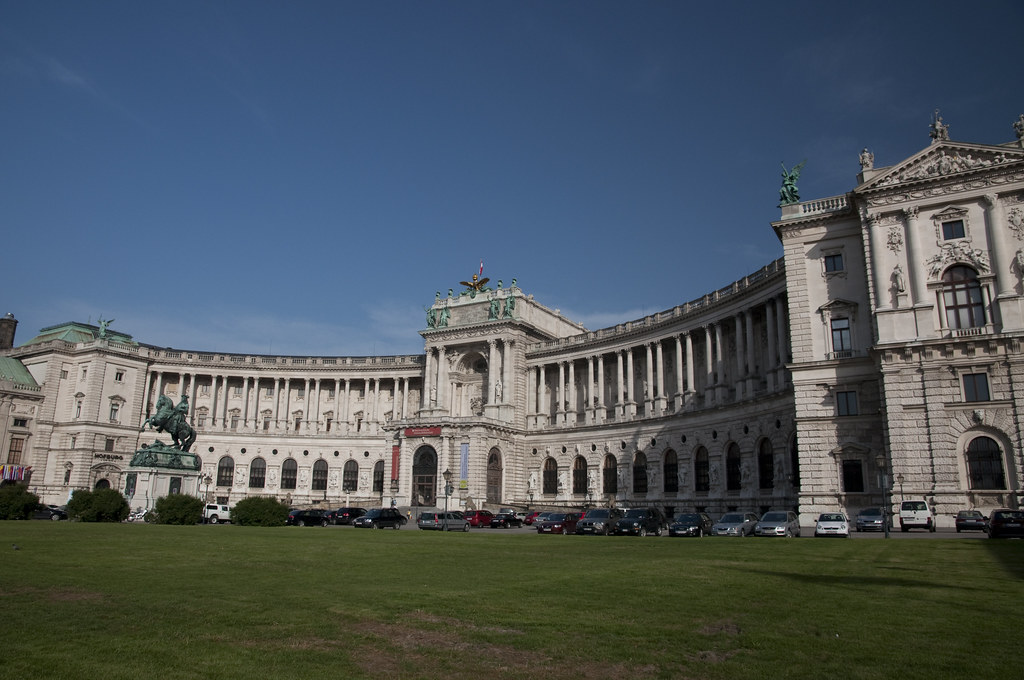 Hofburg Neue Burg Section