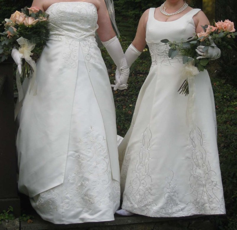 Open Thread What To Do With My Dress After The Wedding Offbeat Bride