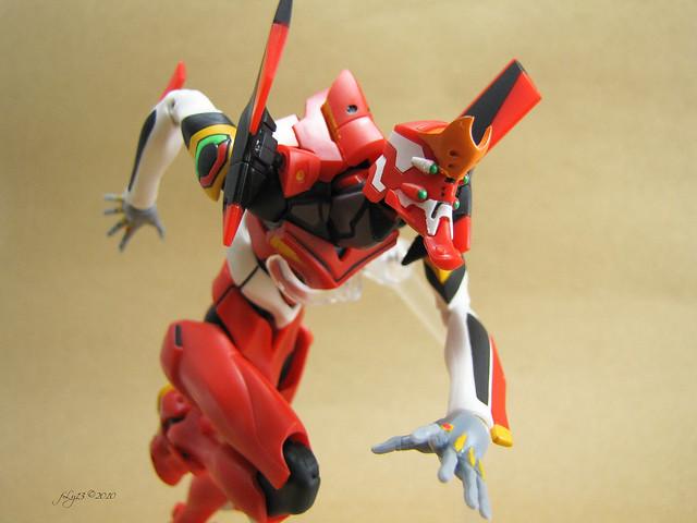 Robot Spirits Evangelion EVA-02