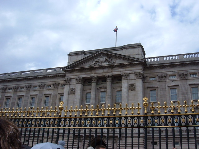 Buckingham Palace Londres