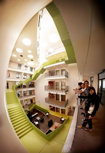 Vitus Bering Building