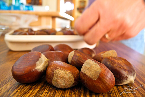 Scoring the Chestnuts