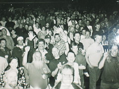 The Audience at The Fillmore photo by Jon Hammond from stage