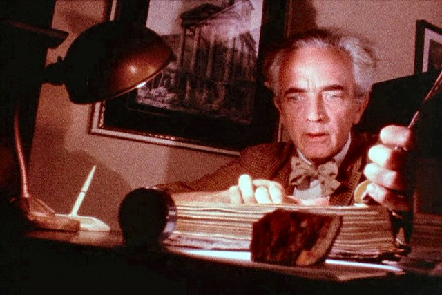 18 Fritz Leiber Jr 1965-1966 in The Equinox_ Journey Into the Supernatural or Equinox as Dr. Arthur Waterman