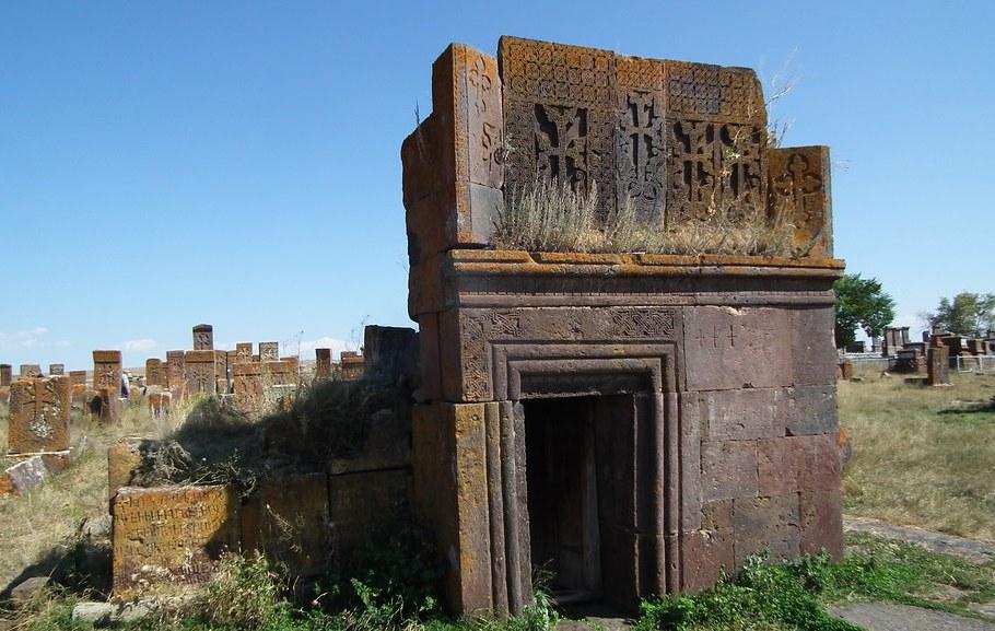 Cementerio Noraduz Armenia 15