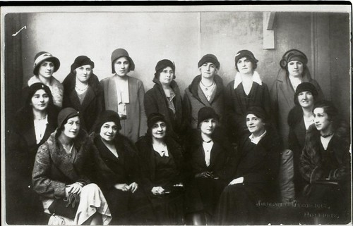 The Armenian Ladies Association of Manchester, 1920s (GB124.DPA/1781/1)