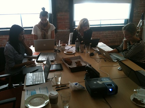 Intense Focus Day on Hootsuite