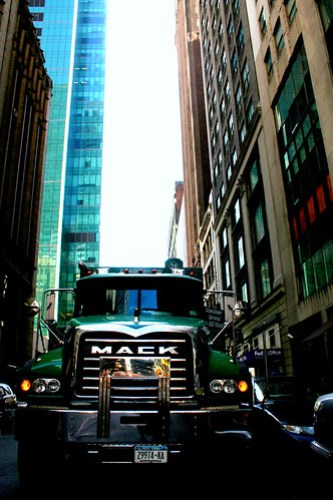 My point is as obvious as a Mack truck, I hope
