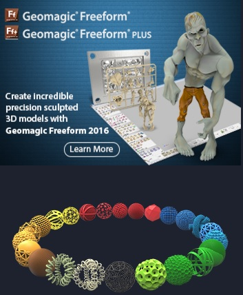 download Geomagic Freeform Plus v2016 1 117 64bit full crack