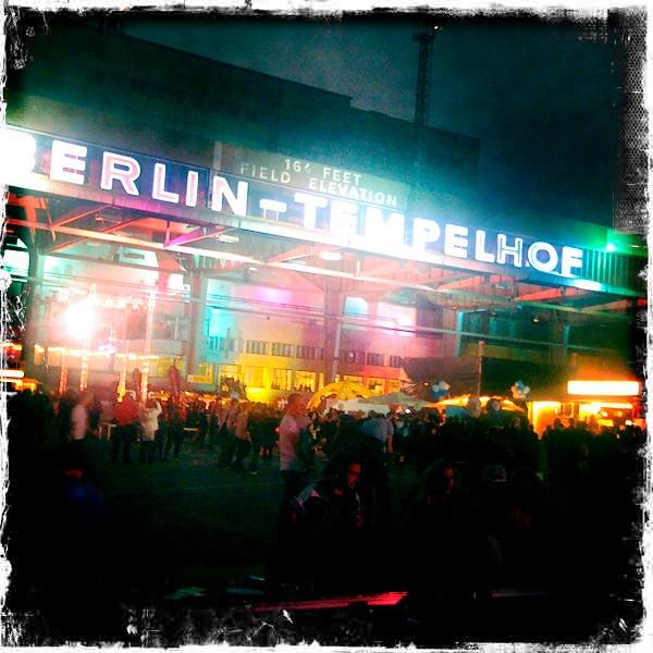 Living in Berlin Tempelhof