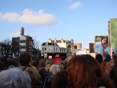 Neude Crowd