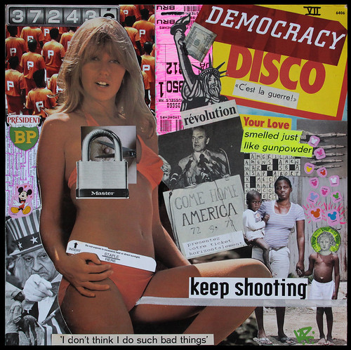 "Relationship VII ""Democracy Disco"" by LANCEPHOTO"