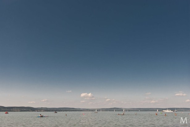 Lake Balaton - Photo courtesy of Máté
