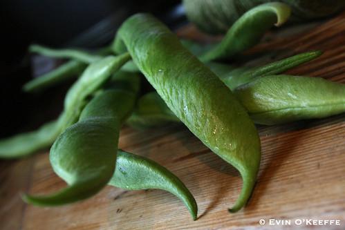 Green Beans not Greenbeans