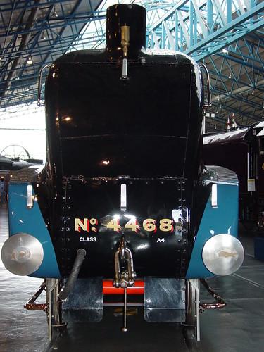 LNER 4468 A4 Mallard