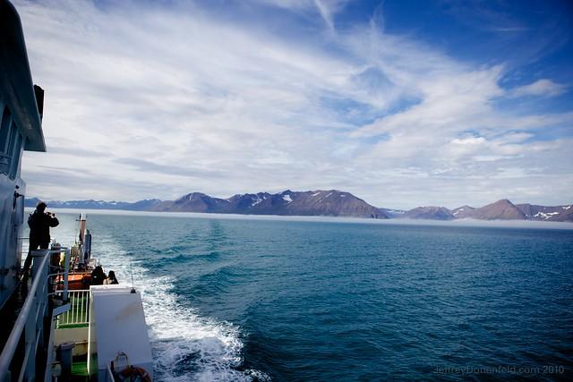 Leaving Dalvik
