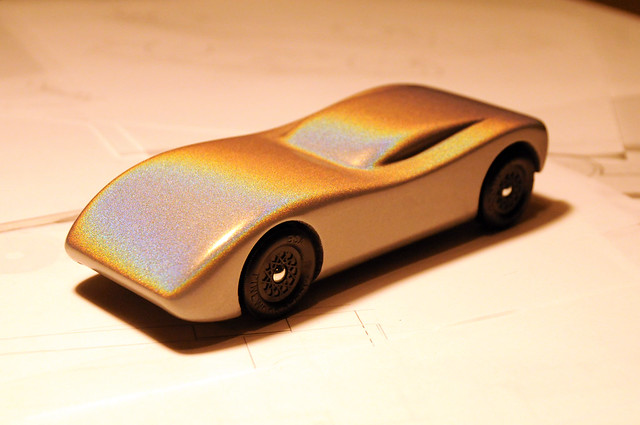 2010 Pinewood Derby Car Step 19 Finished Car Final Car Flickr Photo Sharing