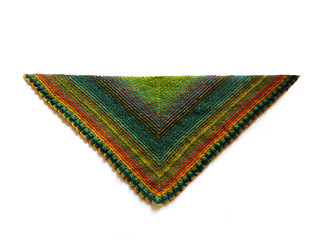 Simple City Scarf and shawl