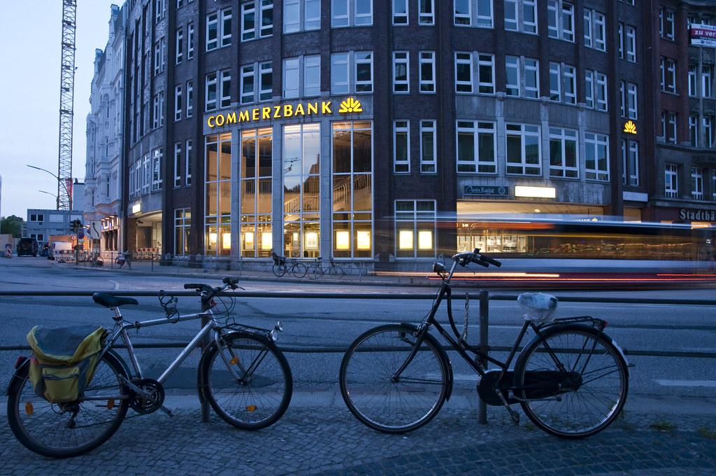 Commerzbank at Gansemarkt