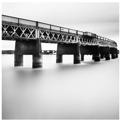 Tay Bridge - Long Exposure I