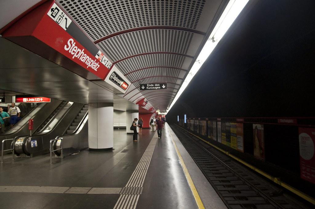 Stephansplatz U-Bahn