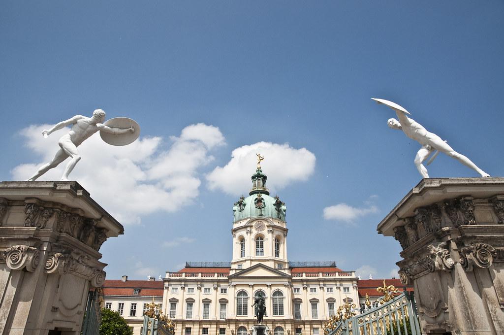 Guardians of Schloss Charlottenburg