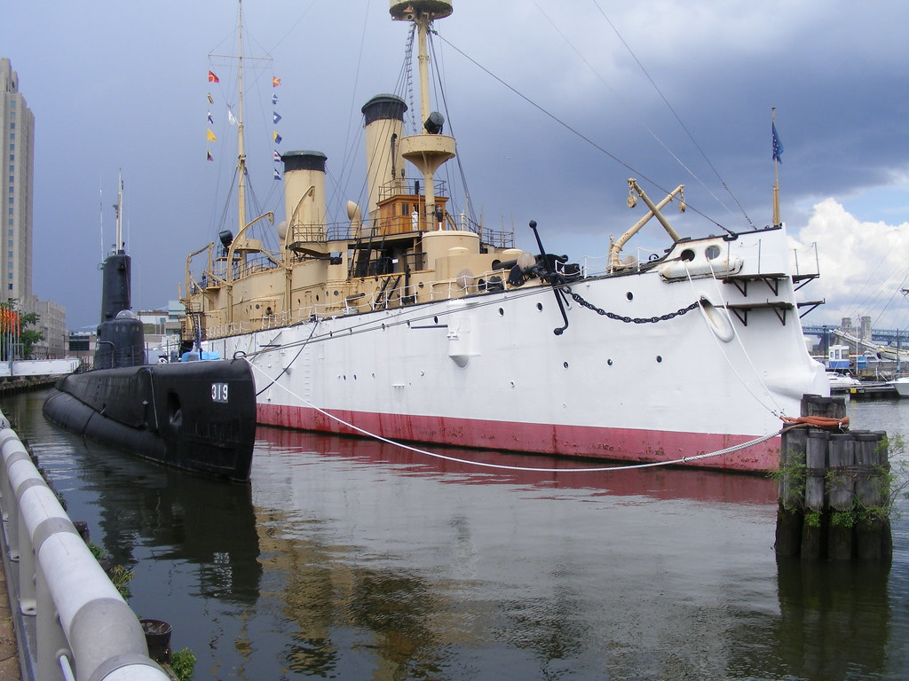 uss becuna & uss olympia | uss becuna submarine from ww2 and