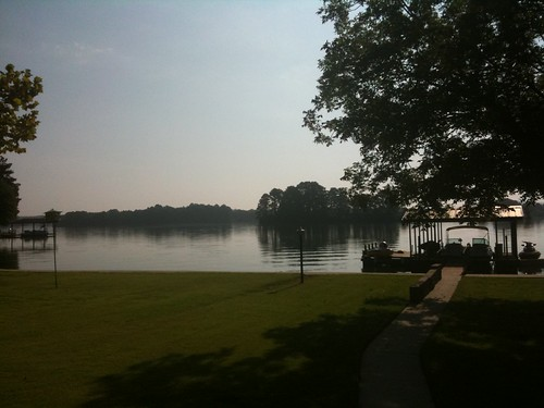 The Lake by ambernaslund