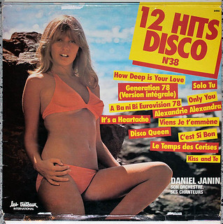 12 Disco Hits No 38   (from Relationship VII)