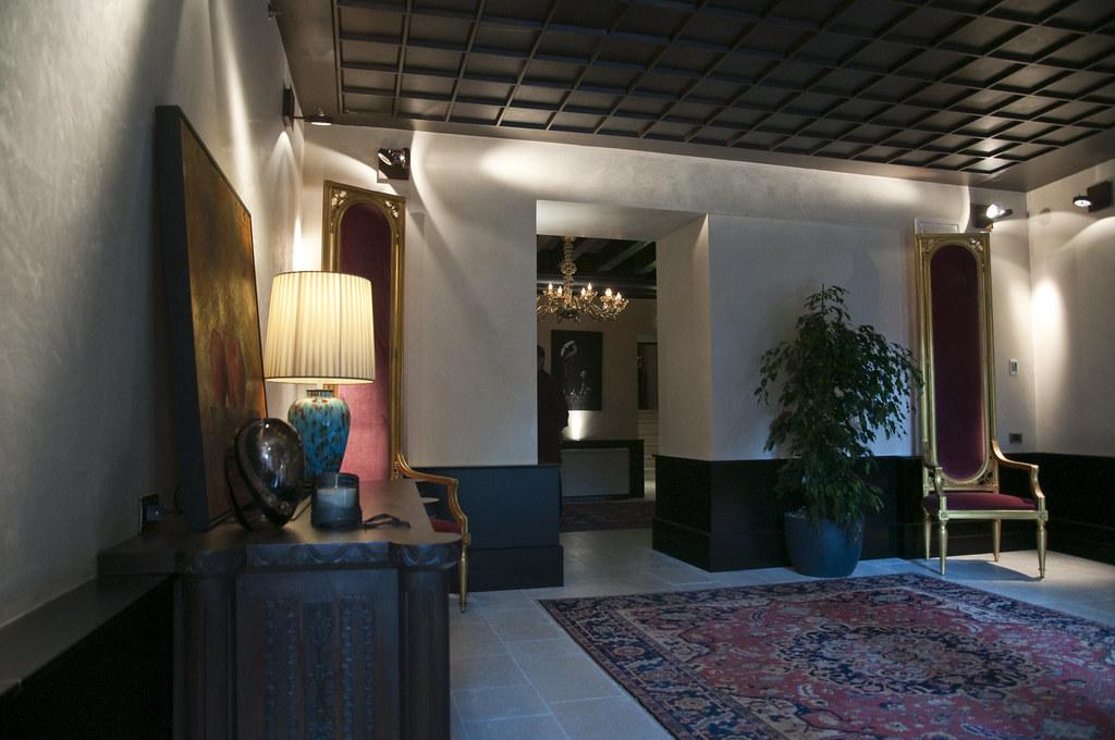Aqua Palace Hotel Lobby