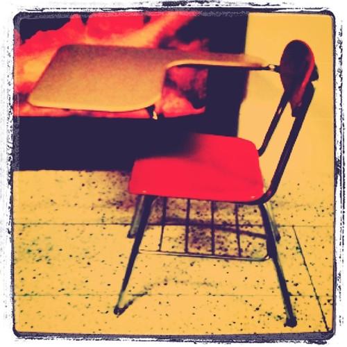 Instagram iPhone Photo School Desk