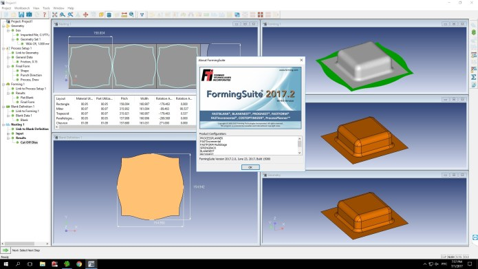 Working with FTI FormingSuite 2017.2.0.15080 x64 full license
